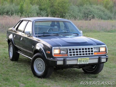 1985 AMC Eagle 30