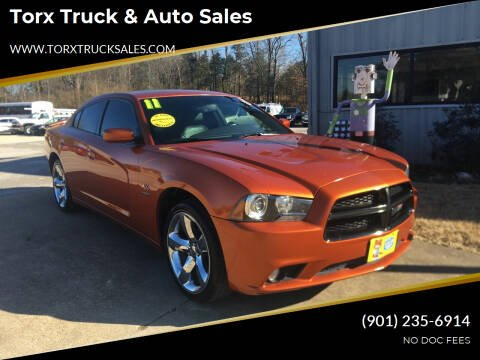 2011 Dodge Charger for sale at Torx Truck & Auto Sales in Eads TN