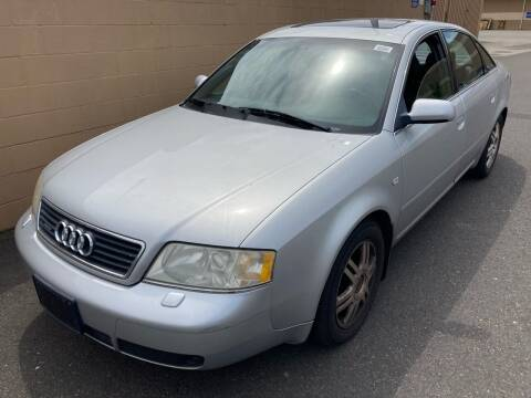 2001 Audi A6 for sale at Blue Line Auto Group in Portland OR
