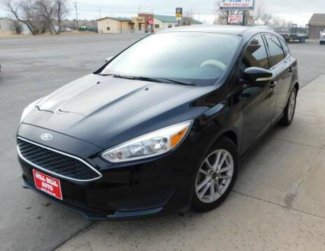 2017 Ford Focus for sale at Will Deal Auto & Rv Sales in Great Falls MT