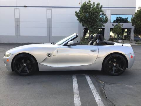 2005 BMW Z4 for sale at Tri City Auto Sales in Whittier CA