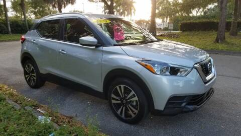 2020 Nissan Kicks for sale at DELRAY AUTO MALL in Delray Beach FL