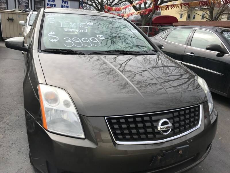 2007 Nissan Sentra for sale at Chambers Auto Sales LLC in Trenton NJ