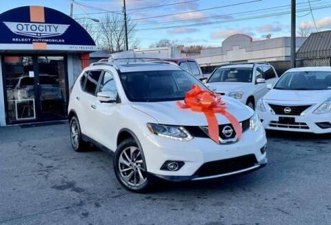 2016 Nissan Rogue for sale at OTOCITY in Totowa NJ