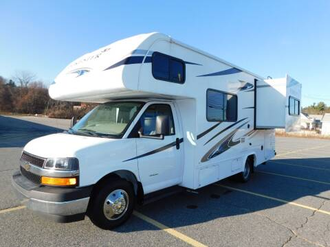 2018 Forest River Forester LE 2251LE  for sale at Autowright Motor Co. in West Boylston MA