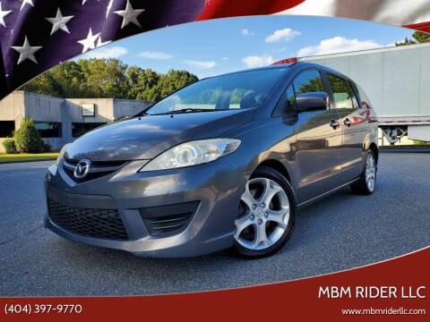2010 Mazda MAZDA5 for sale at MBM Rider LLC in Alpharetta GA
