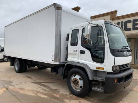 1998 GMC T7500 for sale at TRUCK N TRAILER in Oklahoma City OK