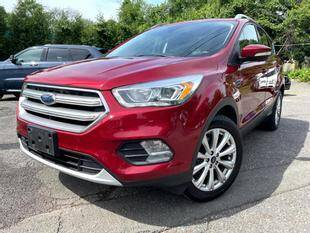 2017 Ford Escape for sale at Rockland Automall - Rockland Motors in West Nyack NY