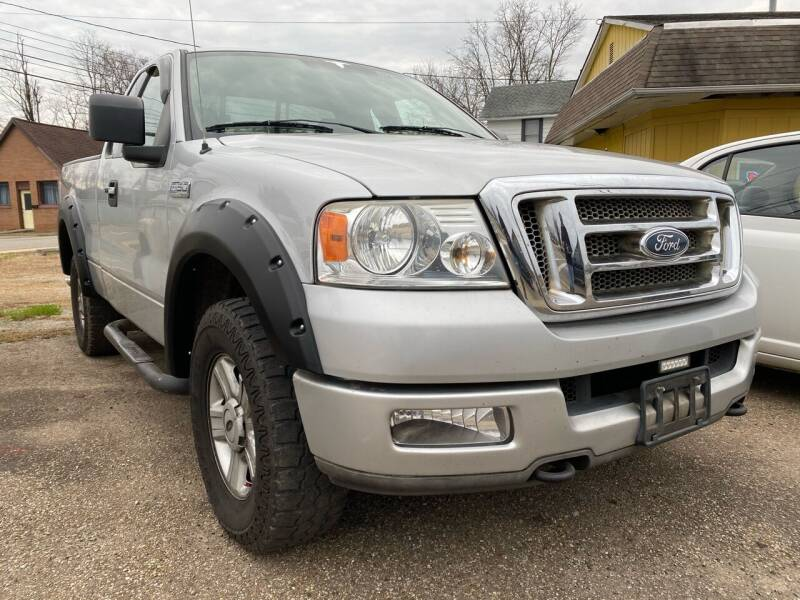 2005 Ford F-150 for sale at Auto Exchange in The Plains OH
