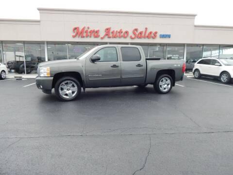 2011 Chevrolet Silverado 1500 for sale at Mira Auto Sales in Dayton OH