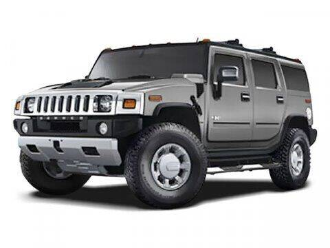 2008 HUMMER H2 for sale at Suburban Chevrolet in Claremore OK
