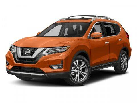 2017 Nissan Rogue for sale at Mazda of North Miami in Miami FL