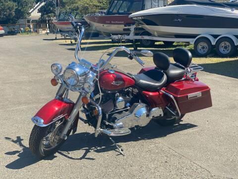 2006 Harley-Davidson Road King for sale at PDX Car People LLC in Milwaukie OR