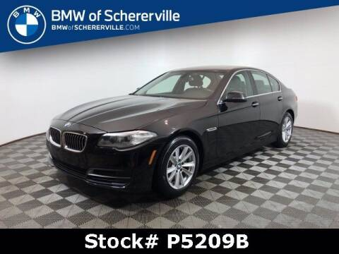 2014 BMW 5 Series for sale at BMW of Schererville in Shererville IN