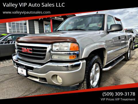 2005 GMC Sierra 1500 for sale at Valley VIP Auto Sales LLC in Spokane Valley WA