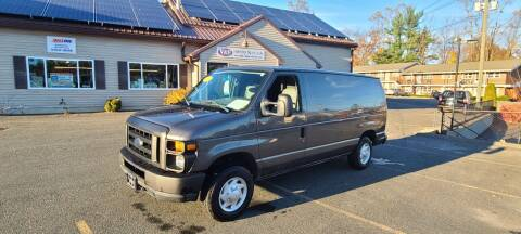 2008 Ford E-Series Cargo for sale at V & F Auto Sales in Agawam MA