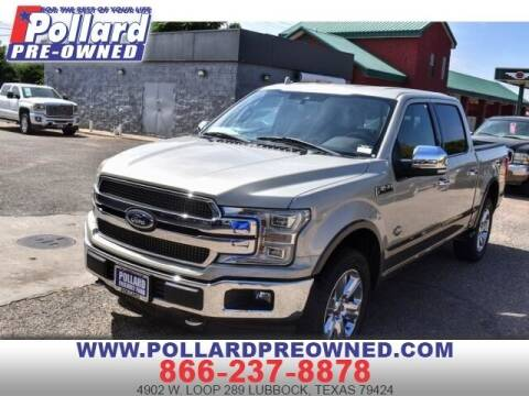 2018 Ford F-150 for sale at South Plains Autoplex by RANDY BUCHANAN in Lubbock TX