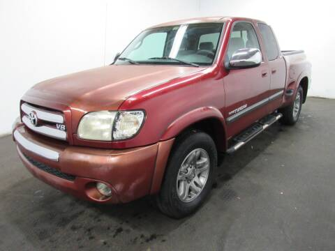 2004 Toyota Tundra for sale at Automotive Connection in Fairfield OH