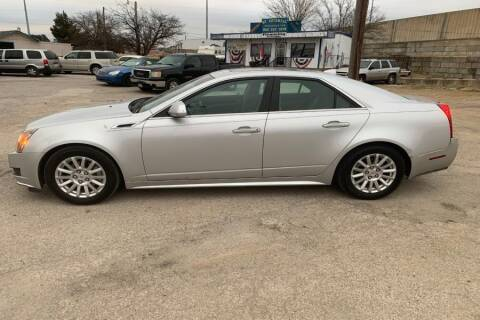 2011 Cadillac CTS for sale at WF AUTOMALL in Wichita Falls TX
