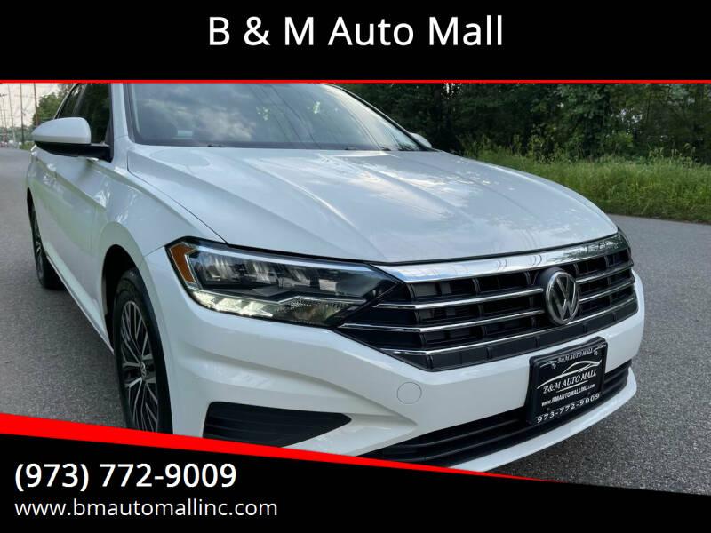 2019 Volkswagen Jetta for sale at B & M Auto Mall in Clifton NJ