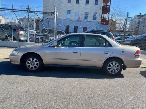 2002 Honda Accord for sale at G1 Auto Sales in Paterson NJ