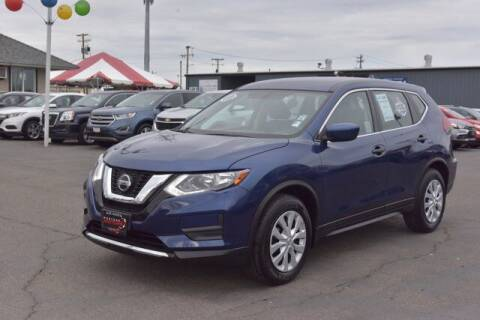 2018 Nissan Rogue for sale at Choice Motors in Merced CA
