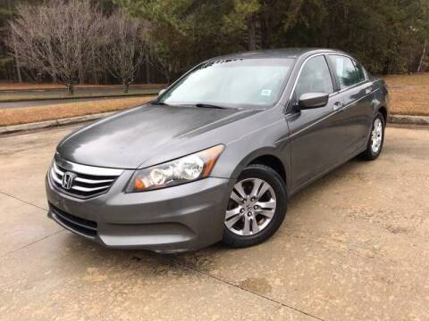 2011 Honda Accord for sale at Global Imports Auto Sales in Buford GA