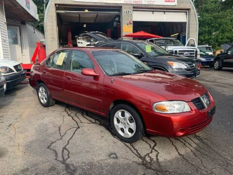 2004 Nissan Sentra for sale at Deleon Mich Auto Sales in Yonkers NY