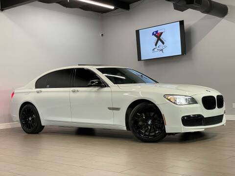 2015 BMW 7 Series for sale at TX Auto Group in Houston TX