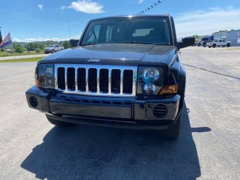 2007 Jeep Commander for sale at Holland Auto Sales and Service, LLC in Somerset KY