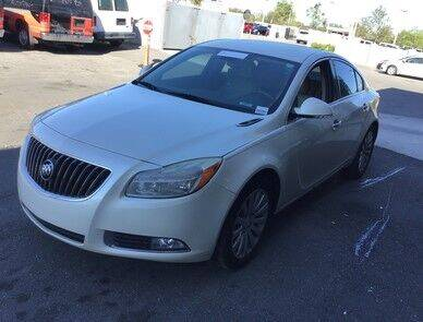 2012 Buick Regal for sale at JacksonvilleMotorMall.com in Jacksonville FL