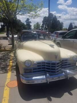 1947 Cadillac Fleetwood for sale at Classic Car Deals in Cadillac MI