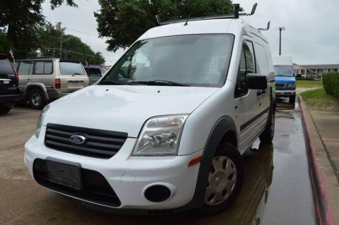 2011 Ford Transit Connect for sale at E-Auto Groups in Dallas TX