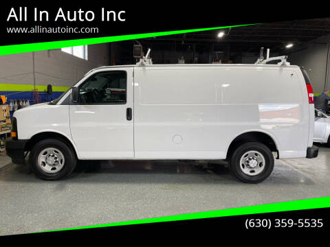2017 Chevrolet Express Cargo for sale at All In Auto Inc in Addison IL