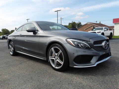 2017 Mercedes-Benz C-Class for sale at TAPP MOTORS INC in Owensboro KY