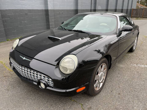 2005 Ford Thunderbird for sale at APX Auto Brokers in Lynnwood WA