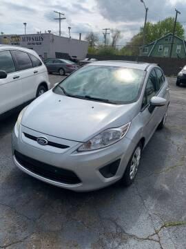 2011 Ford Fiesta for sale at Simon's Auto Sales in Detroit MI