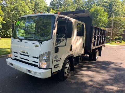 2009 Isuzu NPR for sale at Bowie Motor Co in Bowie MD