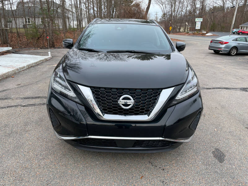 2020 Nissan Murano for sale at USA Auto Sales in Leominster MA