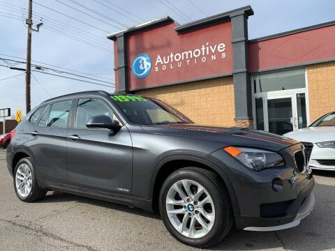 2015 BMW X1 for sale at Automotive Solutions in Louisville KY