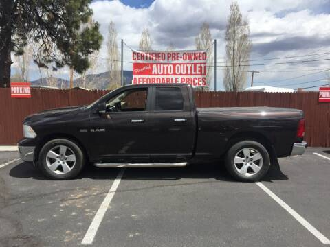 2010 Dodge Ram Pickup 1500 for sale at Flagstaff Auto Outlet in Flagstaff AZ