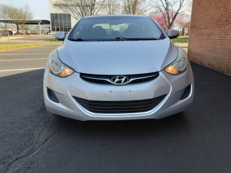 2011 Hyundai Elantra for sale at Fredericksburg Auto Finance Inc. in Fredericksburg VA