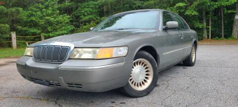 2002 Mercury Grand Marquis for sale at Global Imports Auto Sales in Buford GA