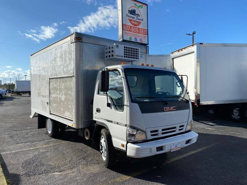 2006 GMC W4500 for sale at Orange Truck Sales in Orlando FL