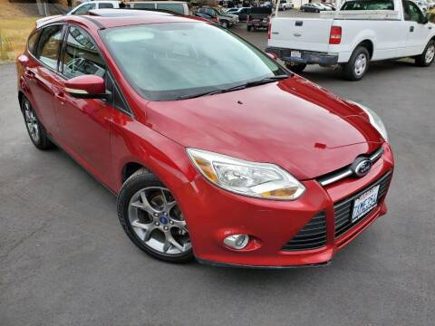 2014 Ford Focus for sale at Gold Coast Motors in Lemon Grove CA