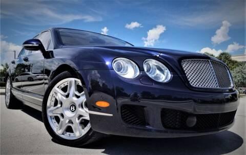 2011 Bentley Continental for sale at Progressive Motors in Pompano Beach FL