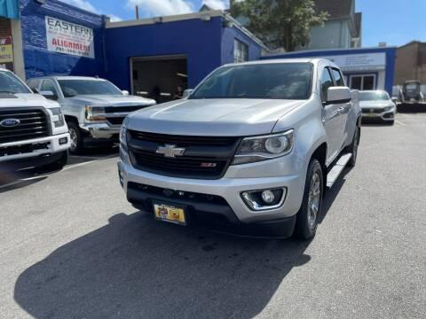 2016 Chevrolet Colorado for sale at AGM AUTO SALES in Malden MA