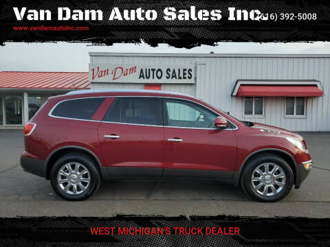 2011 Buick Enclave for sale at Van Dam Auto Sales Inc. in Holland MI