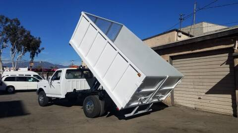 1994 Ford F-450 Super Duty for sale at Vehicle Center in Rosemead CA