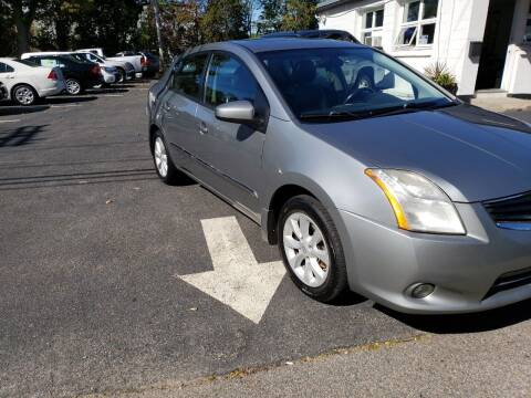 2011 Nissan Sentra for sale at Highlands Auto Gallery in Braintree MA